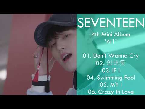 SEVENTEEN – 4th Mini Album 'Al1' DOWNLOAD