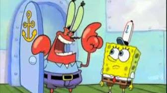 英語のスポンジボブ SpongeBob SquarePants