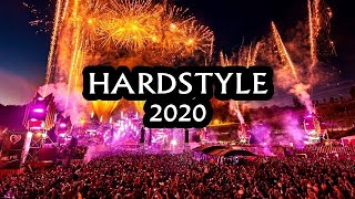 HARDSTYLE MIX 2020 - Best Remixes of Popular Songs 2020 - Festival Music 2020
