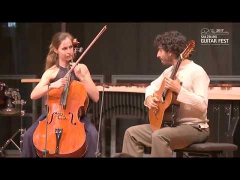 Duo CellAr - Salzburg Guitar Fest 2017 (complete concert)