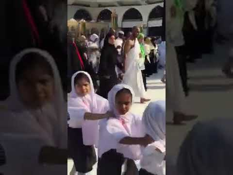 Lucky kids, School Tour to Kaaba-Mecca- (Makkah) (Entertainment - All in One)