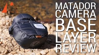 Matador Camera Base Layer Review: Stylish Protection for Your DSLR
