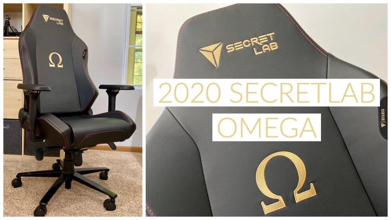 Cyberpowerpc Review 2020.Secretlab Omega Review 2020