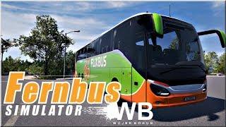 """Fernbus Coach Simulator - #8 """"TimeLag"""""""