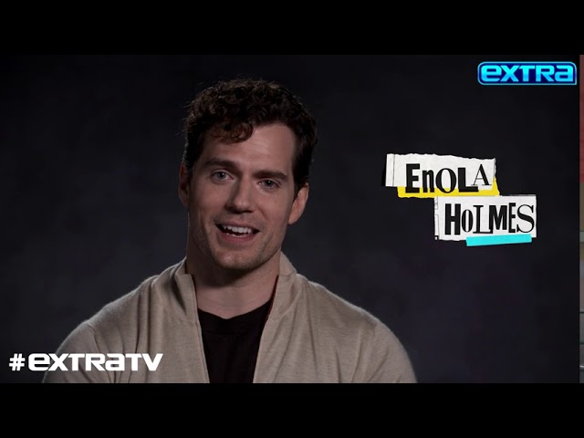 Henry Cavill on Millie Bobby Brown's 'Love Island' Obsession, Plus: His Life During COVID-19