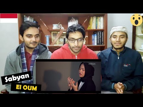 Foreigner Reacts To: Sabyan - El OUM
