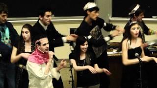 Yom Chadash - Kaskeset 2011 Fall Semester Show