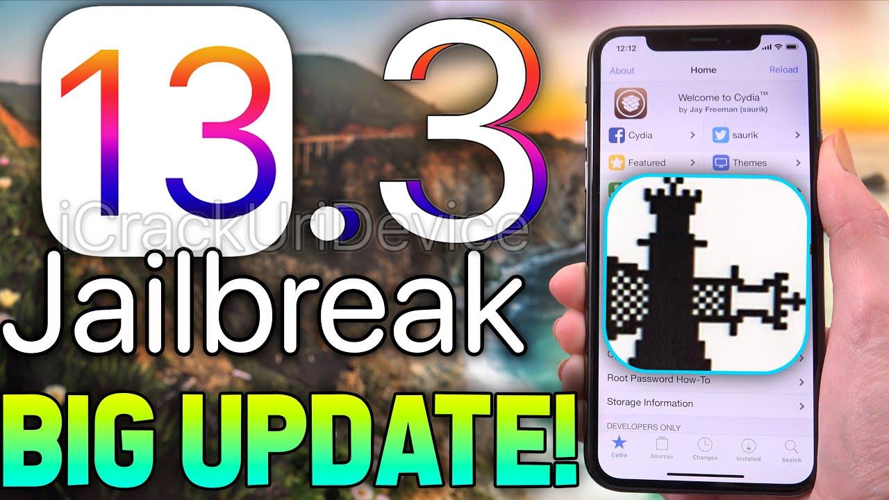 NEW Jailbreak iOS 13 - iOS 13.3 BIG Update! Apple TV 4K + iOS 13.3 (Windows & Linux News)