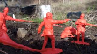 Download Video Conte Collectibles British 24th Foot Soldiers Set #1 MP3 3GP MP4