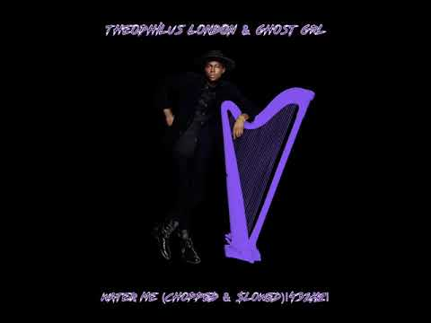 Theophilus London - Water Me ft. Leon Ware (Chopped & $lowed) |432 Hz|