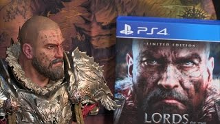 Lords of the Fallen Collector's Edition Unboxing(A stunning cloth map, gorgeous art book and one of the most detailed statues in recent memory round out this seriously impressive Collector's Edition., 2014-10-28T10:08:45.000Z)