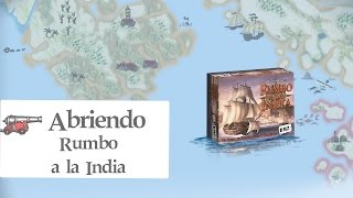 Abriendo Rumbo a la India