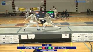 STNIKLAAS 2016 SWT 3rd Italie ITA vs Ukraine UKR