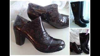 резиновые сапоги с сайта AliExpress  /Алиэкспресс обувь