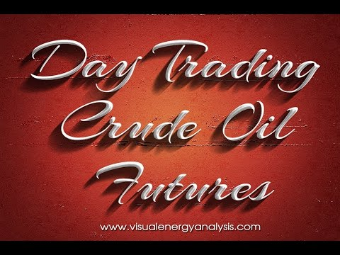 Crude Oil Day Trading Futures Video