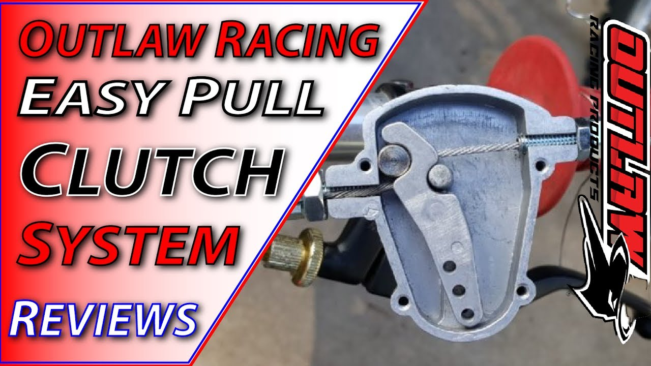Outlaw Racing Easy Pull Clutch System