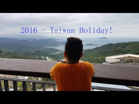 2016 TAIWAN HOLIDAY
