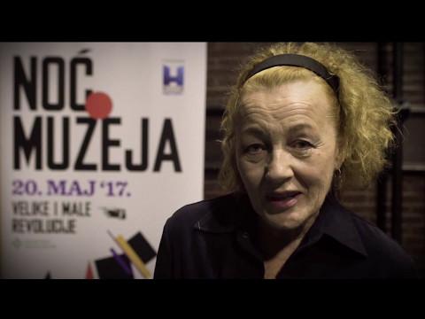 Poznati preporučuju svoje favorite u 14. Noći muzeja  Vladica Milosavljević