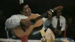 Gerardo Longoria - Vengo a ti Jesus - Invitado especial graduacion estudiante en Mexico, D.F.