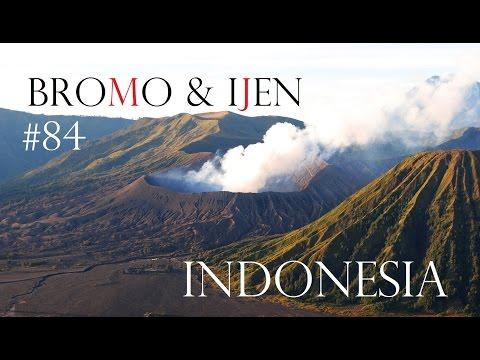 INDONESIA TRAVEL - BROMO & IJEN VOLCANO - Adventure World travel Vlog#84 - Travel Java Indonesia