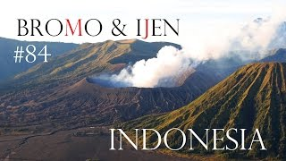 INDONESIA TRAVEL - BROMO & IJEN VOLCANO - Adventure World travel Vlog#84 - Travel Java Indonesia