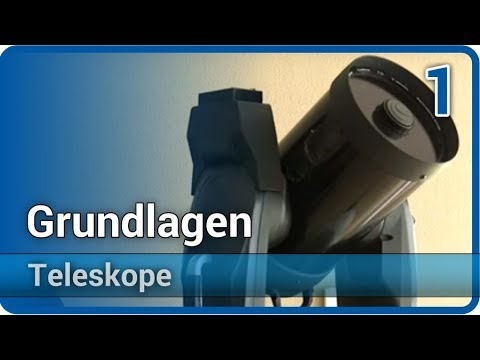 Grundlagen zur Teleskopbeobachtung | Andreas Müller