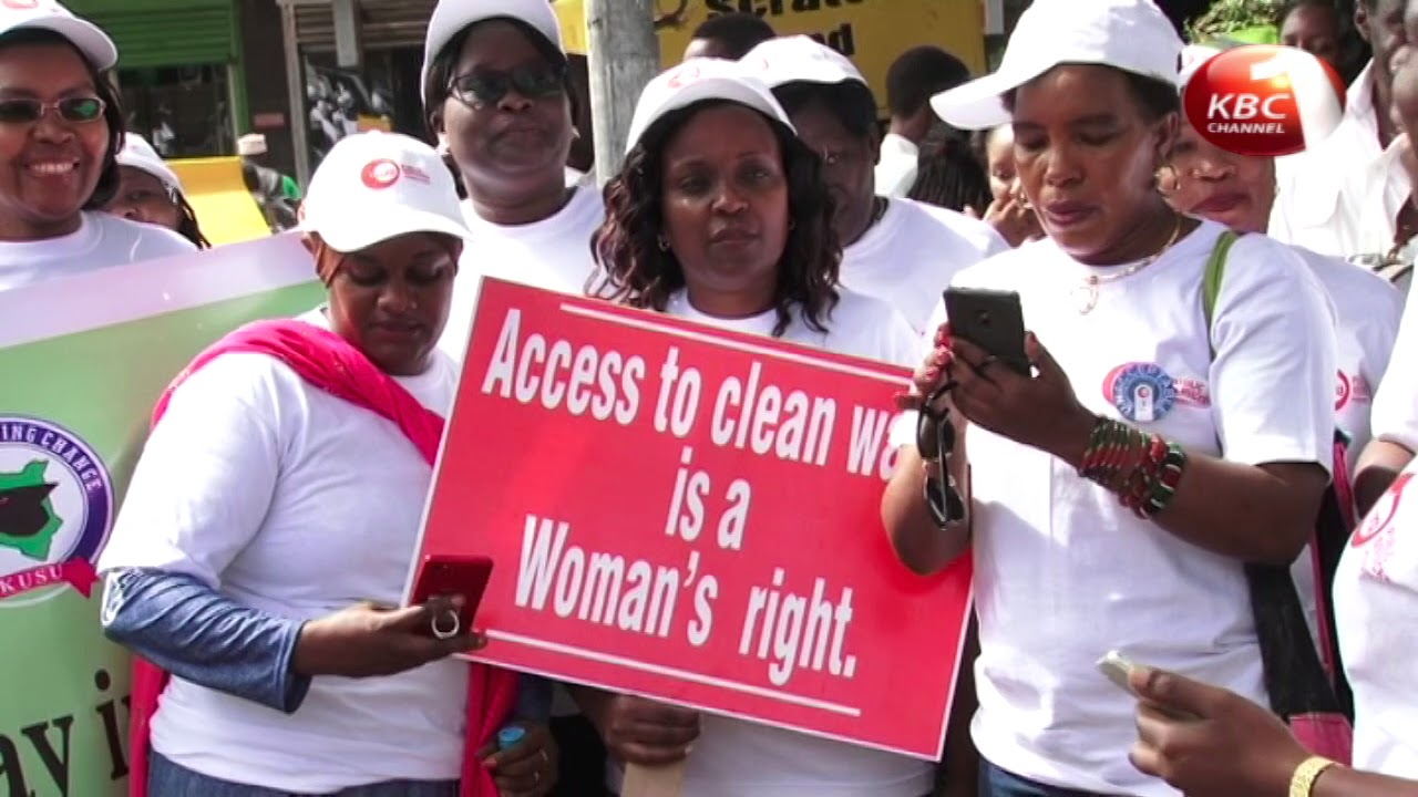 Kenya joins the world in marking this year's International Women's Day