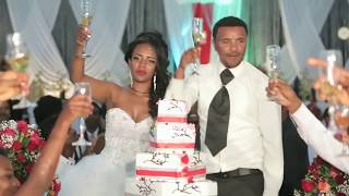 Ethiopian best ever wedding  haymi&oli