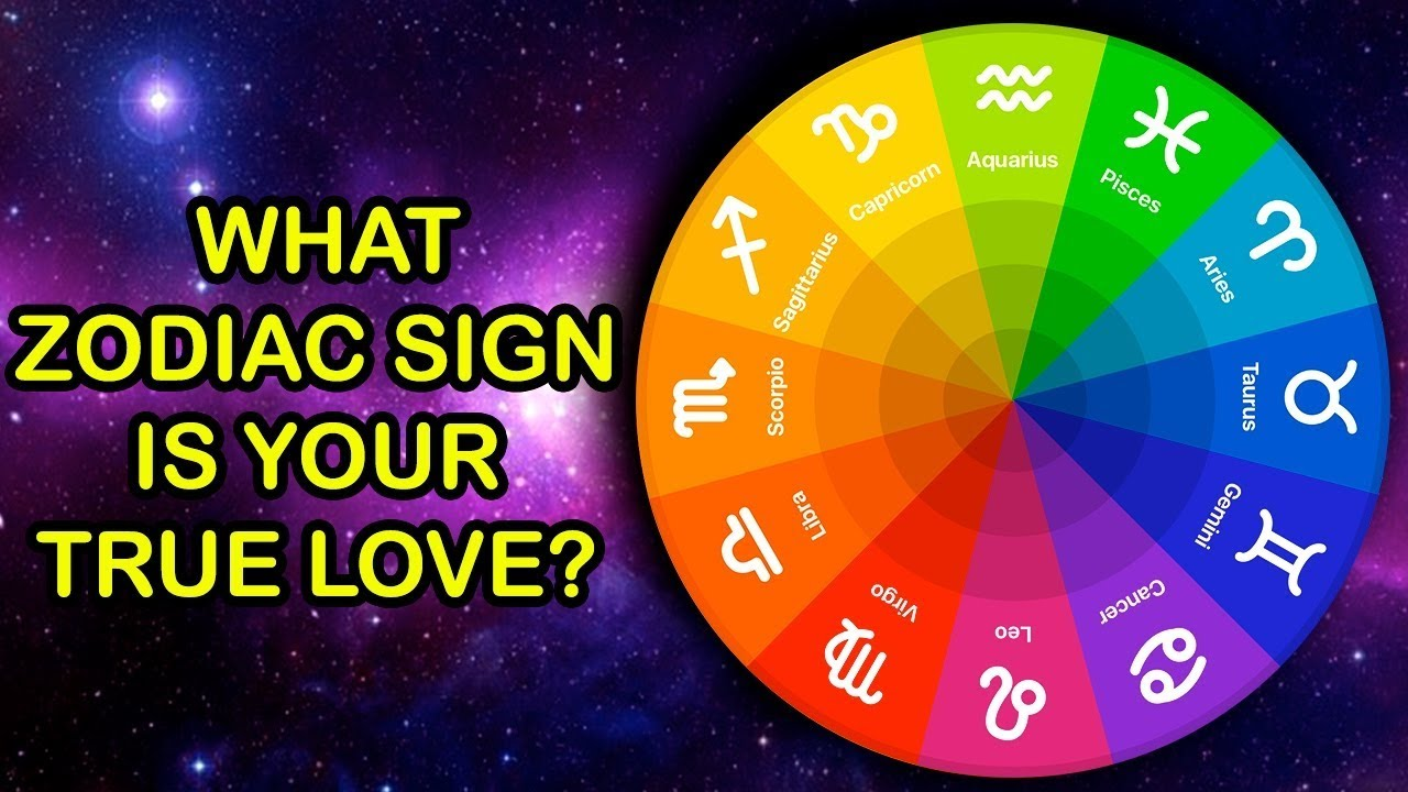 What Zodiac Sign Is Your True Love Love Personality Test