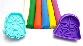 Play Doh Creative Star Wars Mold Fun Learn Color