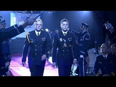 US Ehrenmedaille für deutsche Soldaten