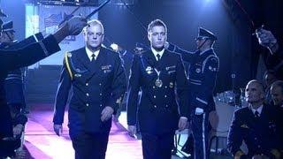 US-Ehrenmedaille für Bundeswehr-Soldaten