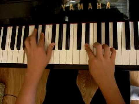 Crawl - Chris Brown (Piano Tutorial)