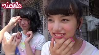 原宿の最新スポットをカヤとヒナが紹介!! 話題のレーザートラップに挑戦...