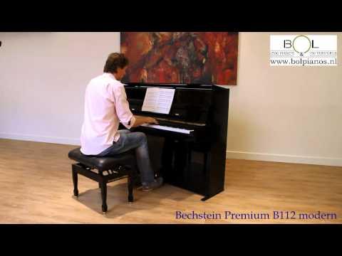 Bechstein Premium B112 modern klassiek