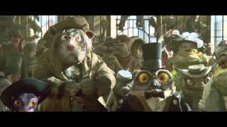 Rango Trailer 2 in italiano (HD)