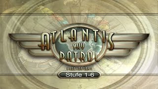Atlantis Sky Patrol: Stufe 1-6 no commentary