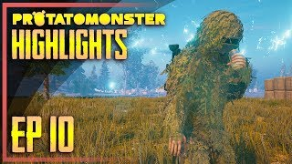 PUBG Highlights #10 - Best Plays and Unbelievable Moments (PlayerUnknown's Battlegrounds)