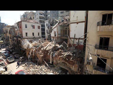 'Beirut Is Destroyed, My Heart Is Broken': Locals In Despair Over Lebanon Blast