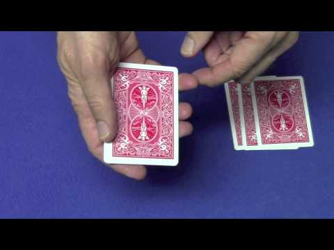 Amazing Interactive Card Trick