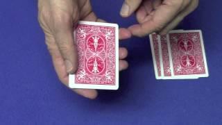 Amazing Interactive Card Trick