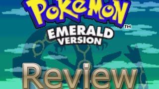 Pokemon Emerald - Pokemon Emerald Review - User video