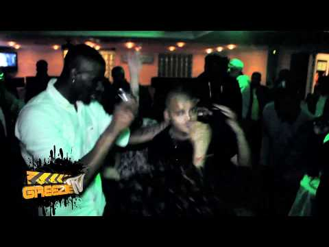 Greezie Tv - K.I.G - Head, Shoulders, Knees & Toes  @RollyOfficial Birthday Bash