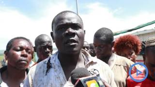 Kisumu man faces the wrath of youth who he allegedly conned