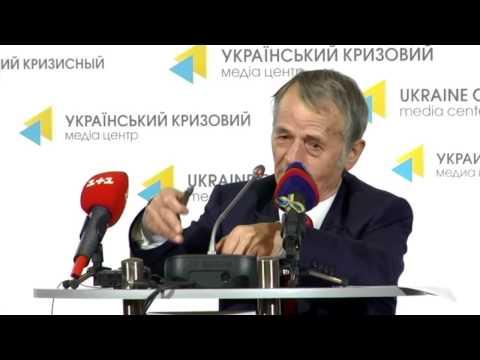 (English) Crimean Tatars: new genocide. Ukraine Crisis Media Center, 6th of October 2014