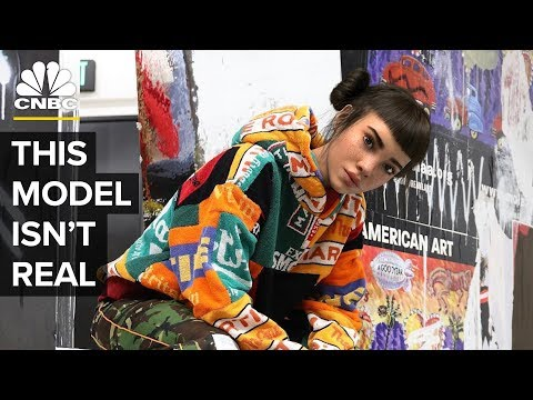 Lil Miquela And The Rise Of Digital Models