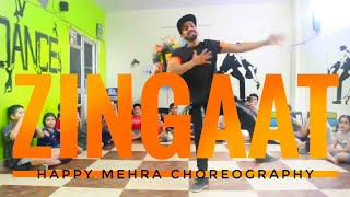 Zingaat Hindi | Dhadak | Master Class | Bollywood | Dance Choreography