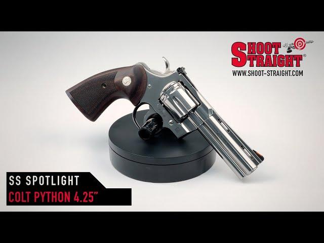 Colt Python 4.25