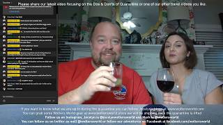 Wednesday Wine/Whiskey Night - Travel Chat to Help Us All Deal with the People Stuck in Our House