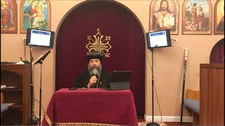Holy Bible Study: Holy Gospel According to St. Luke 14:1-24 by Bishop Youssef ~ 10/24/2020
